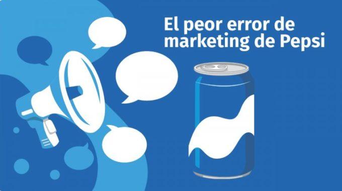 Tragedia En Marketing Digital Caso: Pepsi.