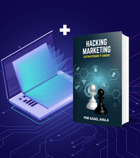 Certificación Hacking Marketing Para Empresas De Servicios. + Libro
